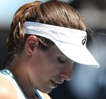 Konta crashes out in shock Aus Open defeat to lucky loser
