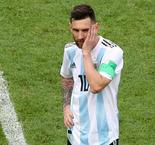 Messi Dodges Media After Argentina Loss