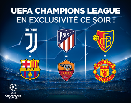 La Ligue des Champions sur beIN SPORTS