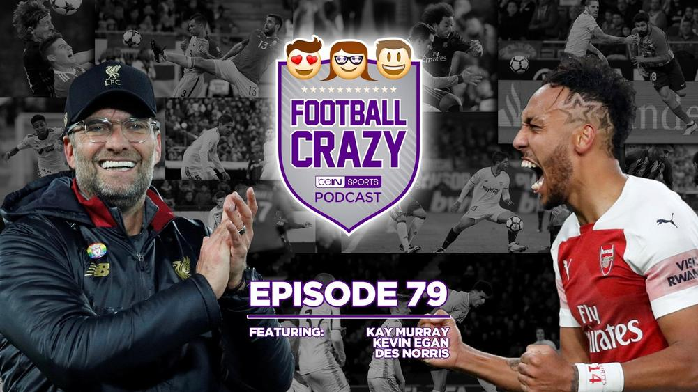 Red Reckoning - Football Crazy Podcast Episode 79