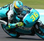 GP France-Moto3: Mir triple la mise