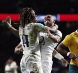 Wallabies undone by unstoppable England