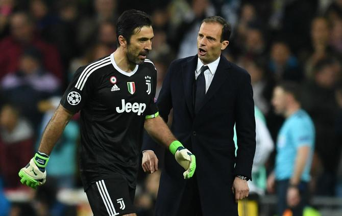 Image result for Buffon 2018