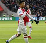 Kluivert tells son Justin to 'follow his heart' amid transfer talk