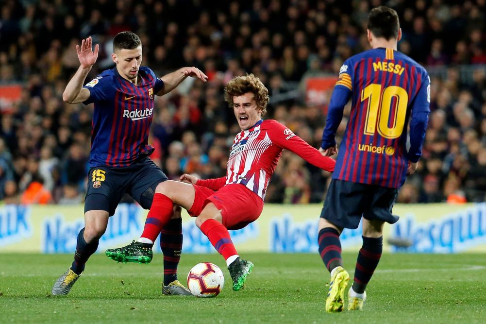 Image result for antoine griezmann barcelona