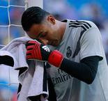 Emery denies Arsenal want Navas from Real Madrid