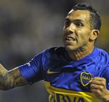 Play of the Day: Tevez takes on Bolivar by himself - and scores