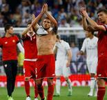 Sampaoli's Sevilla sign-off with five-goal flourish