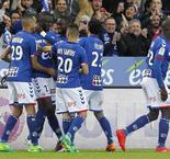 Strasbourg et Amiens en L1, Troyes barragiste et le Red Star en National