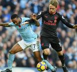 Wenger applauds Sterling for exploiting referee's 'naivety' with 'dive'