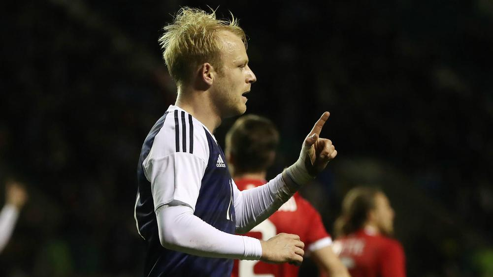 Canada stun Scotland in friendly draw