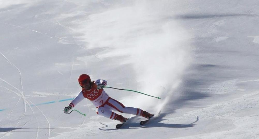 Winter Olympics: Marcel Hirscher Wins First Olympic Gold In Men's Combined