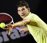 Thiem Keeps Title Defence On Track, Monfils Saves Match Point In Rio