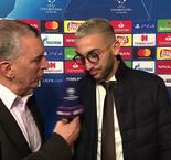 UEFA Champions League - Hakim Ziyech Reaction
