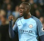 Man City: Yaya Touré d'entrée contre Liverpool