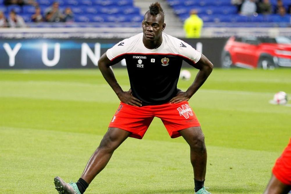 Nice: Balotelli et Boscagli absents contre Rennes ?
