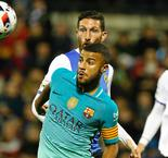 Barcelona do not need to be scared, insists Rafinha