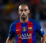 Javier Mascherano Unsure Of Barcelona Future