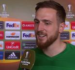Oblak pays tribute to Wenger