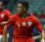 Sanchez suffers ankle injury in Chile win