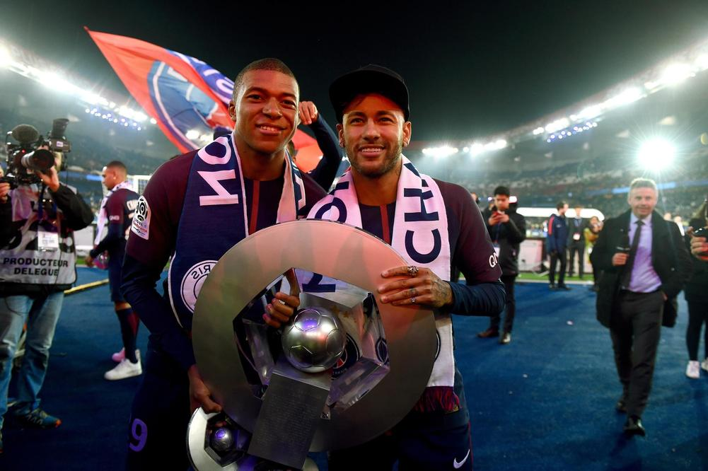 Kylian Mbappe gets new number at PSG after World Cup win