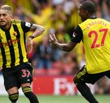 Watford 2 Brighton & Hove Albion 0: Pereyra at the double to down flawed Seagulls