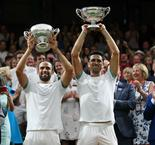 Cabal and Farah prevail in five-hour doubles epic