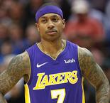 Isaiah Thomas Remains Upbeat After Defeat on Lakers Debut