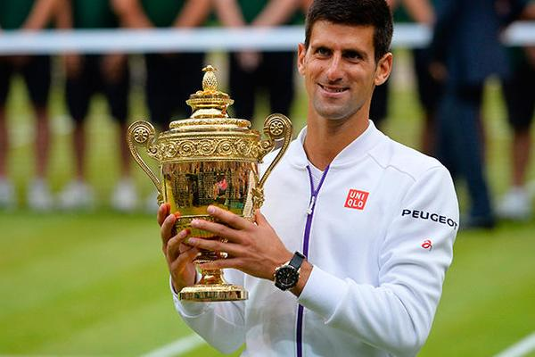 11. Novak Djokovic
