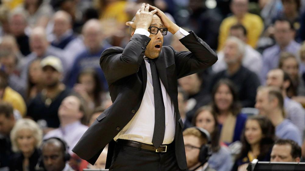 Grizzlies fire head coach David Fizdale