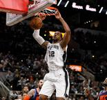 NBA : Le carton d'Aldridge, le thriller des Spurs (VF)