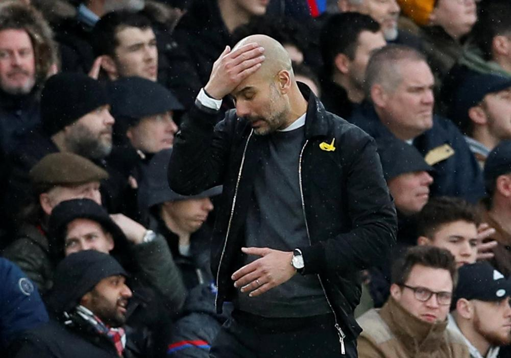 Guardiola expects Manchester City response against Watford
