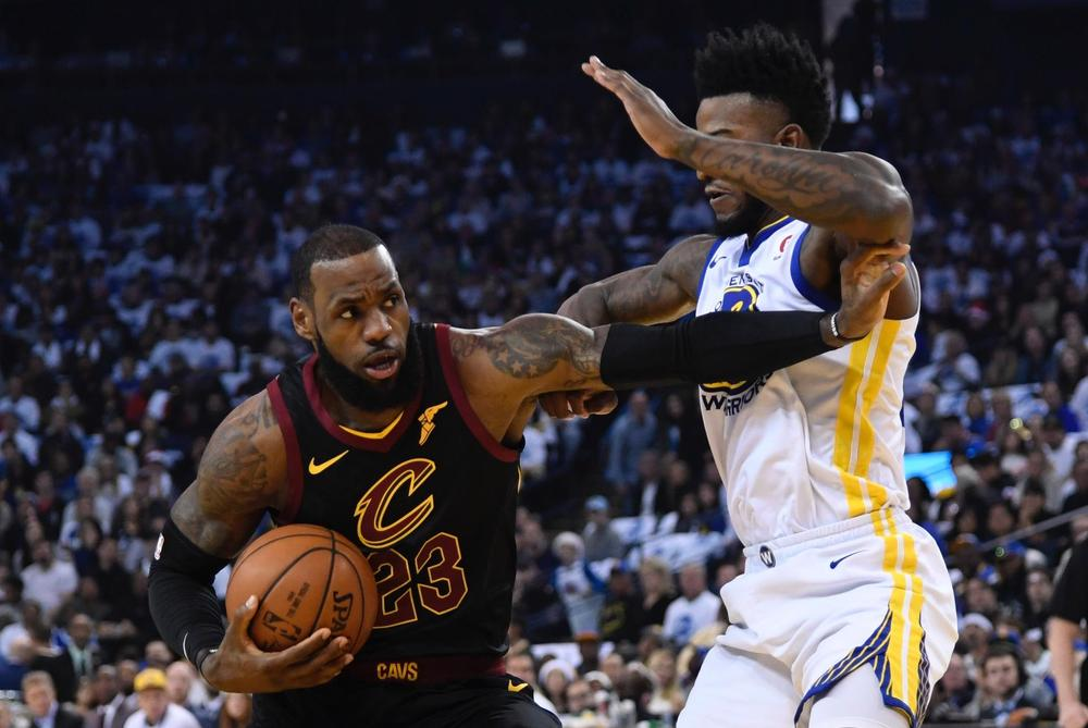 LeBron Embraces Repeated Challenge Of Facing The Warriors