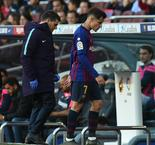 Barcelona Confirm Hamstring Injury For Philippe Coutinho