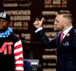 Mayweather v McGregor: What the experts say