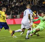 Friendlies: Sweden 1 Slovakia 1