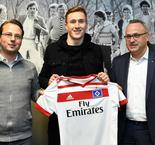 Hamburg snaps up Rangers defender Bates