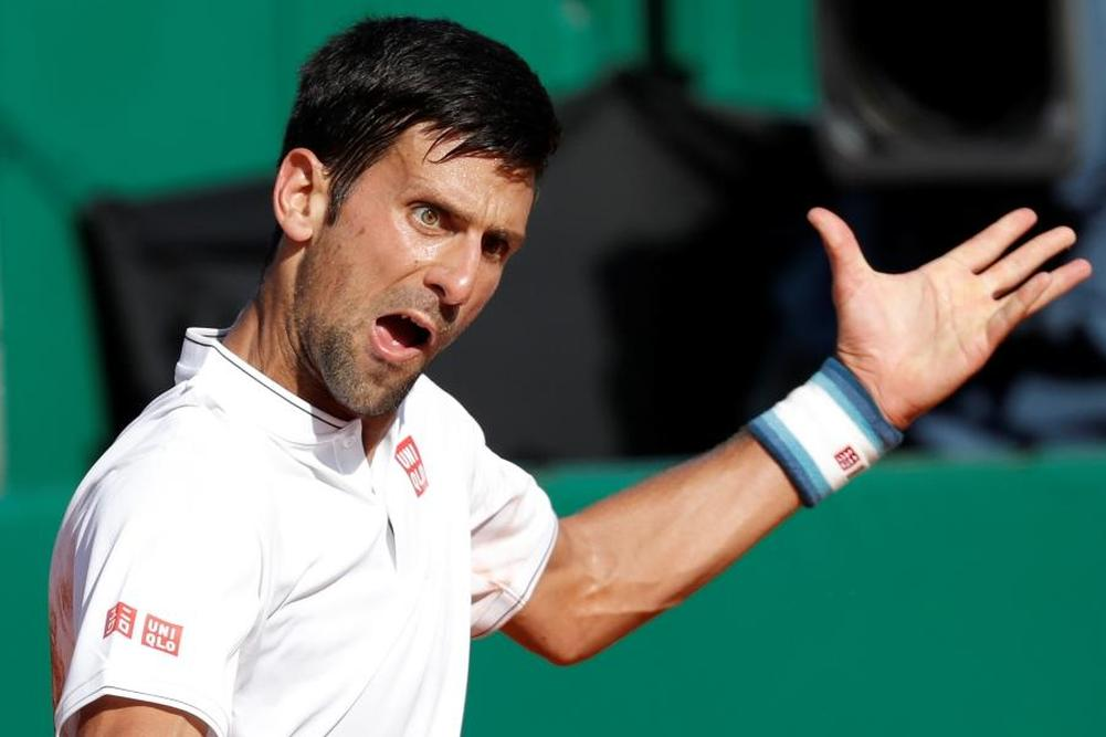 Monte-Carlo: Goffin sort Djokovic !