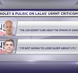 The XTRA: Was Alexi Lalas' Recent USMNT Criticism Fair?