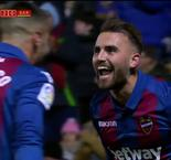 Borja Mayoral Doubles Levante's Lead Over Barcelona