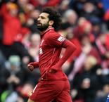 Liverpool 2 Chelsea 0: Salah stunner sends Reds back to the summit