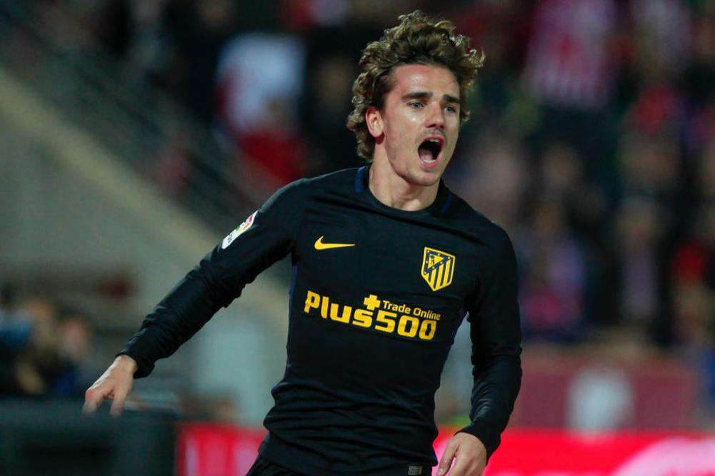 L'infernal Griezmann