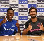 Everton completes Barca raid with Mina, Gomes deals