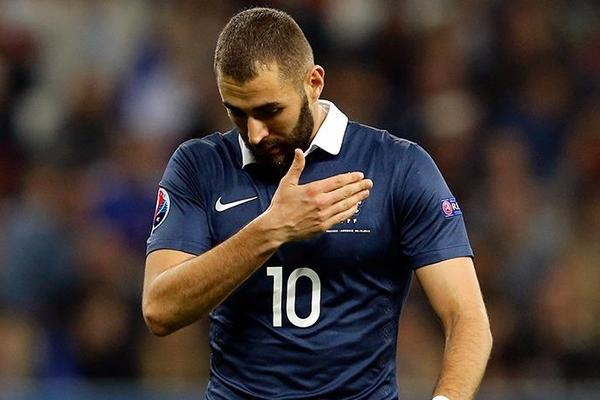 Karim Benzema Suspended from France Duty
