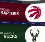 GAME RECAP: Bucks 104, Raptors 77