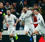 Benzema makes history as Real roars