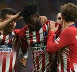 Atletico Madrid Cruise To 3-0 Win Over Huesca