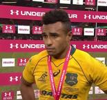 Genia rates Wallabies attitude