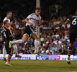 Fulham springs Newcastle surprise to go top