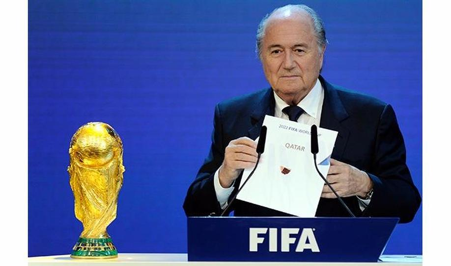 FIFA announce 2022 World Cup to start November 21